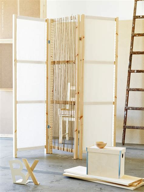 Ikea Room Divider Diy Folding Screen Paravent Pinterest Ikea Products Translate And Shelf Supports