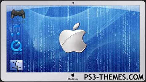 slideshow themes ps3 ps3 themes 187 macbook slide show fixed icons