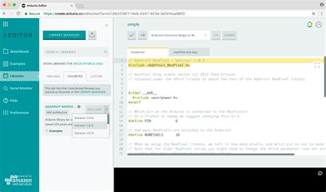 arduino code library arduino blog 187 the library manager is now available on the