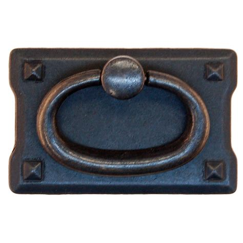 mission style cabinet door hardware 6047 mission style drawer pull small ophh