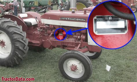 Ih Serial Number Search Tractordata International Harvester 340 Tractor Photos