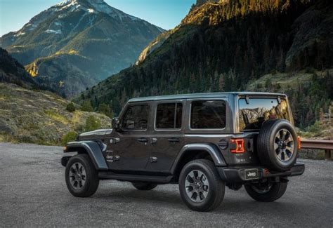 2020 Jeep Wrangler Unlimited Rubicon Colors by 2019 Jeep Wrangler Unlimited Review Colors 2020 2021
