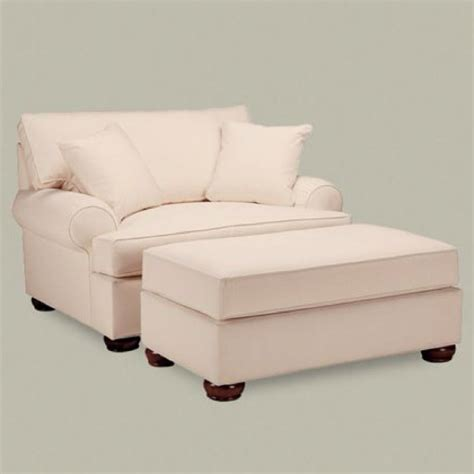 Ethan Allen Sleeper Chair by Chair And A Half Furniture