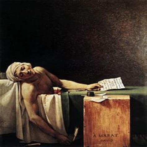 jean paul marat bathtub charlotte corday murderer of marat prisoners of eternity