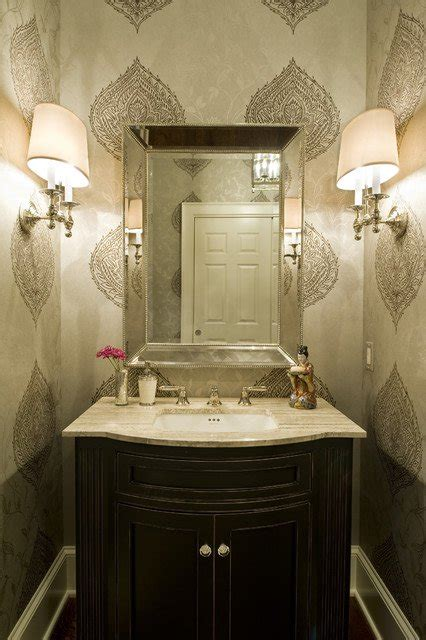 elegant powder rooms 14 functionally decorated contemporary powder rooms