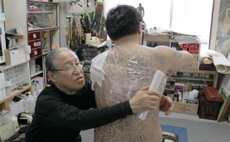 tato ksatria jepang mengapa tinta untuk tato di jepang harus diimpor dari