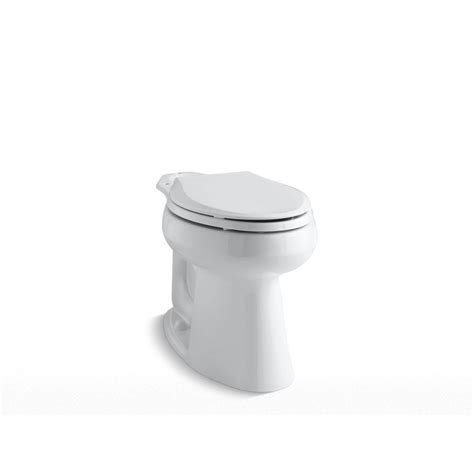 kohler wellworth comfort height kohler highline comfort height elongated toilet bowl only