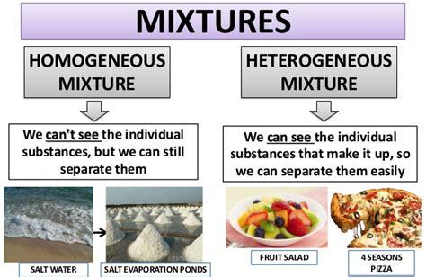 heterogeneous matter matter