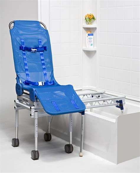 Rolling Shower Chairs by Elite Rolling Shower Chair