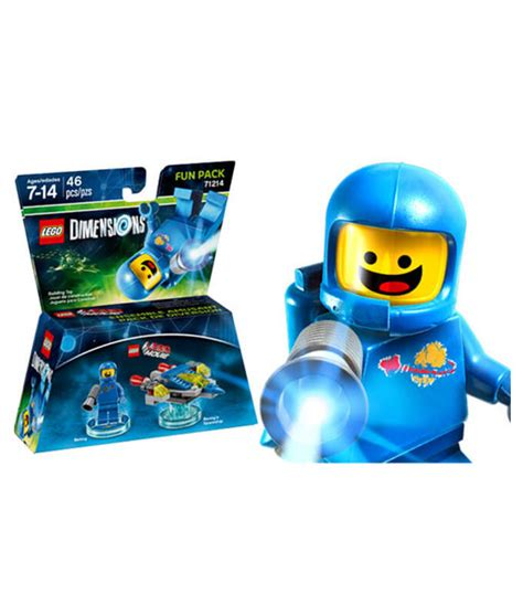 71214 lego 174 dimensions pack benny limited toys