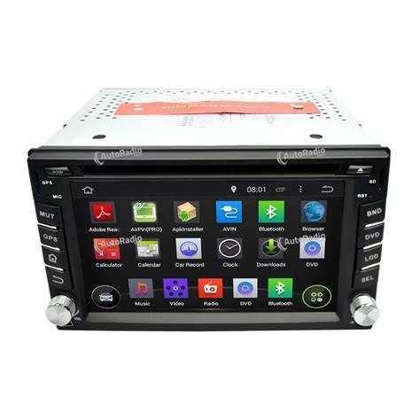 pathfinder android android 4 4 car dvd nissan pathfinder 2005 2010