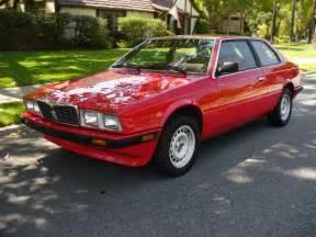 1984 Maserati Biturbo Value 3 895 Maserati 1984 Maserati Biturbo E