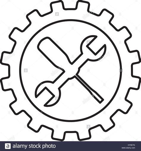mechanic drawing mechanic tools drawing at getdrawings com free for