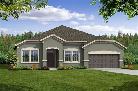 exterior paint color schemes montelena new home in starling at fishhawk ranch centex homes