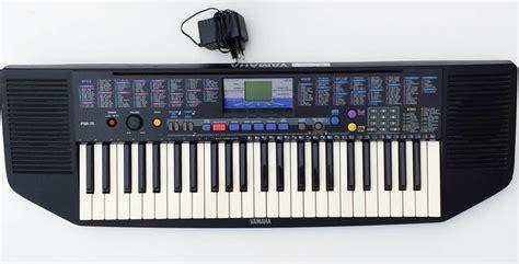 Keyboard Yamaha 5 Oktaf keyboard yamaha psr 78 catawiki