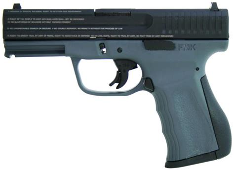 Felony Dropped To Misdemeanor Background Check Garzafirearms Fmk Patriot Compact Engraved Bill Of Rights 40sw 4 Quot 10