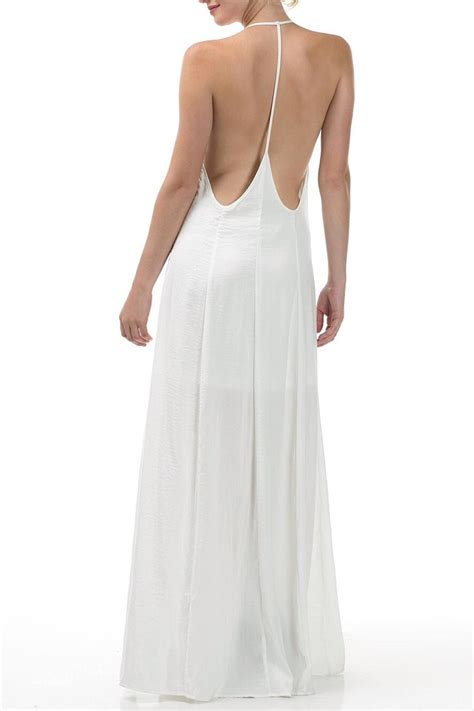 Maxi Modena Wash caribbean t back maxi dress from las vegas by modena