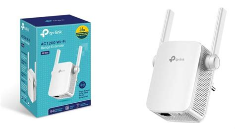 Tp Link Re 305 Original tp link re305 wifi range extender with dual band