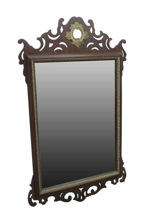 antique decorative wall mirror olde things