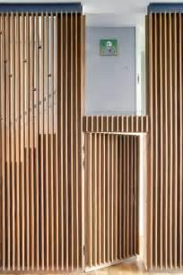 Superb Modern Studio Apartment Design #7: Modern-wood-front-door-design.jpg