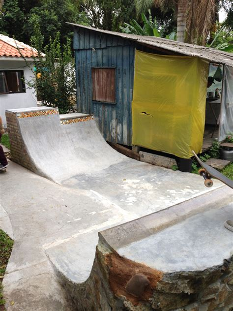 backyard skate park diy backyard garopaba garopaba