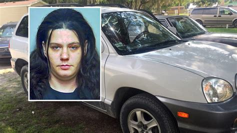 Talisha Antem 5 year left in suv for 40 minutes outside walmart