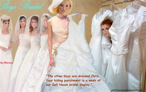 petticoat punishment dresses art petticoat punishment art chris being turned into a girl