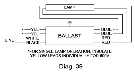 philips ballast wiring diagram philips free engine image