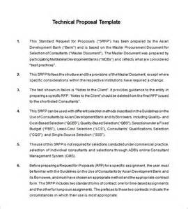 Technical Write Up Template by Technical Templates 14 Free Word Excel Pdf