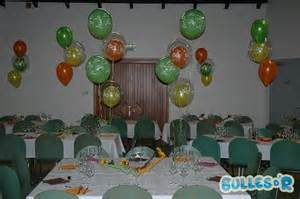 bullesdr d 233 coration d anniversaire 50 ans en ballons
