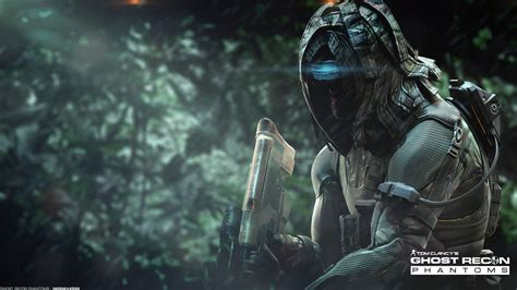 Tom Clancys Ghost Recon Phantoms Jungle Pack By