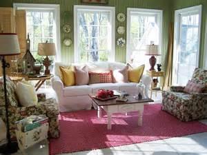 Shabby Chic Livingrooms by Shabby Chic Living Rooms Hgtv