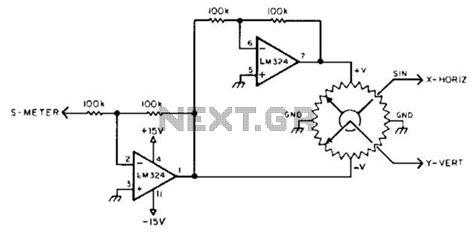 video pattern generator circuit gt oscillators gt varius circuits gt pattern generator for