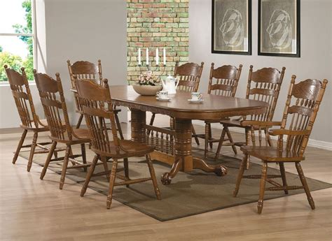 country breakfast table dining ideas image dallas designer furniture brooks nostalgic country