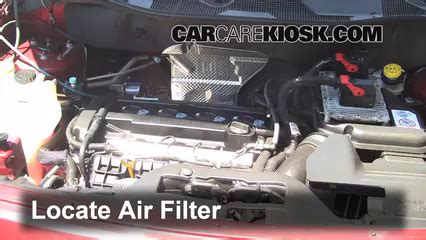 how cars engines work 2007 jeep patriot engine control air filter how to 2007 2017 jeep patriot 2012 jeep patriot sport 2 0l 4 cyl