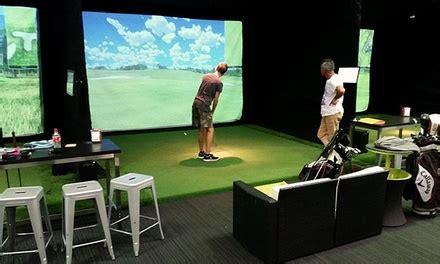 virtual golf bucket  beers par tee indoor golf