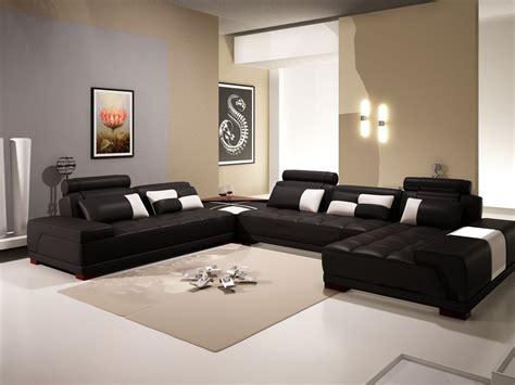 sofa designs for living room black sofas living room design designs ideas decors