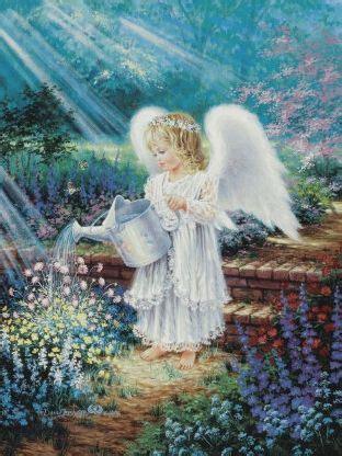 heaven flower child angel angel angel pictures
