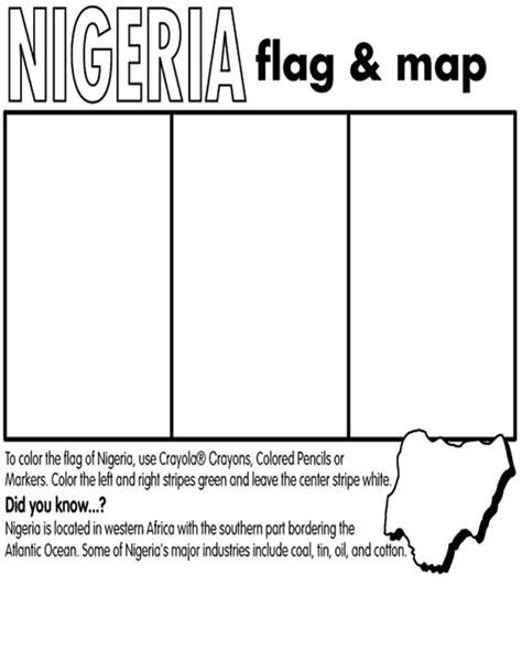 Nigeria Coloring Page   crayola.com