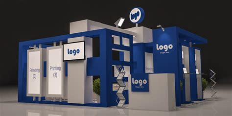 3d booth design tutorial 3d model of exhibition booth design