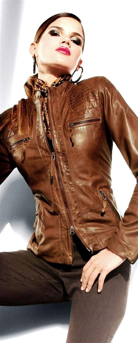 whiskey colored whiskey colored leather jacket fashion haute