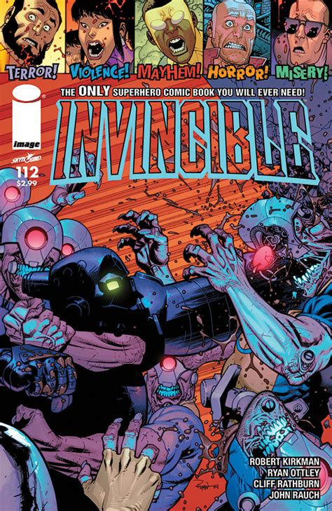 invincible ultimate collection volume 12 invincible 112 releases image comics