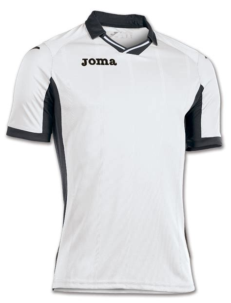 Tshirt Swansea City Afc Ogd t shirt white black s s joma