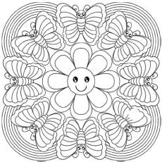 abstract coloring pages momjunction free abstract coloring pages printable coloring image