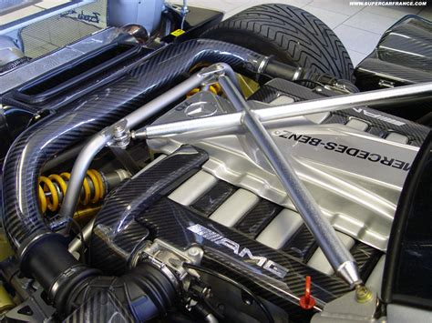 pagani zonda engine never knew amg made the pagani zonda s engine mbworld