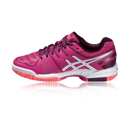 brand asics gel 5 womens tennis shoes aw16 pink
