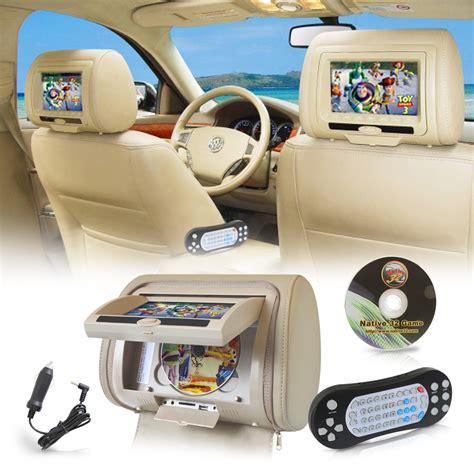 cabecera jetta a4 cabecera con dvd monitor para auto 7 pulgadas y