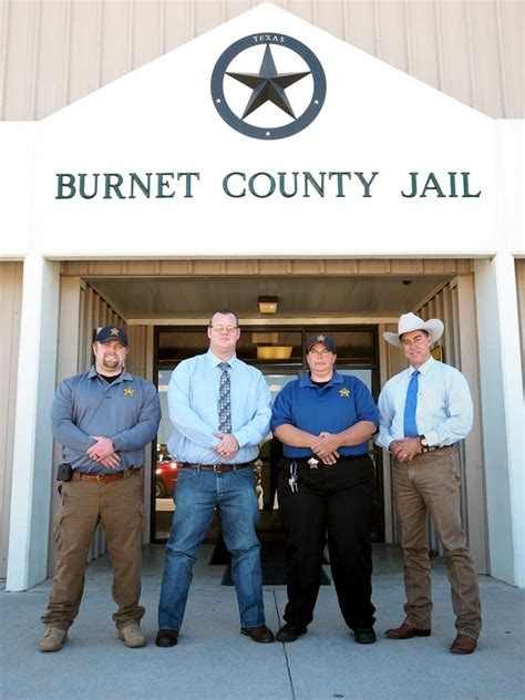 Burnet County Arrest Records Burnet County Raises The Bar But You Still Don T Want To Stay There Dailytrib