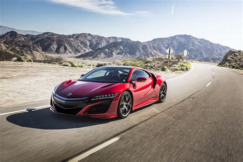 2016 acura nsx picture 669398 car review top speed
