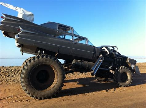 new mad max cars new mad max car quot gigahorse quot rat rods